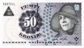 Danish krone 50