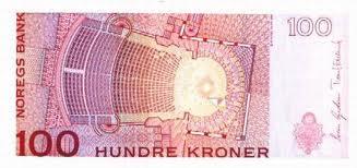kroner to dollar