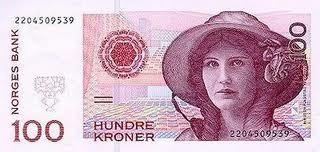 Norwegian krone - Wikipedia