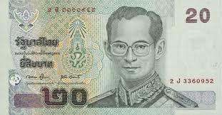 THB - Thai Baht